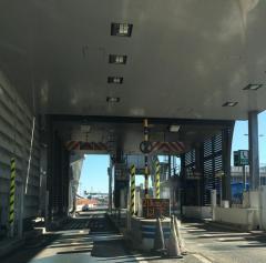 新木場出入口(IC)