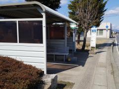 「竹田」バス停留所
