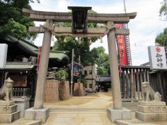 海老江八坂神社