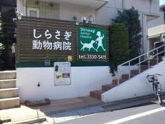 しらさぎ動物病院