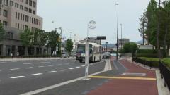「木ノ下町」バス停留所