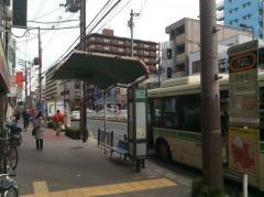 「地下鉄都島」バス停留所