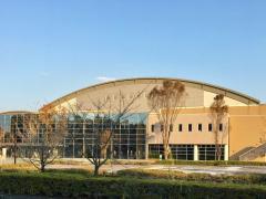 山鹿市総合体育館