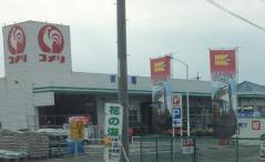 コメリハード&グリーン 埴生店