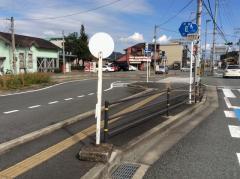 「石原」バス停留所