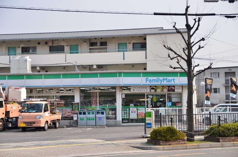 ファミリーマート羽曳野市役所前店