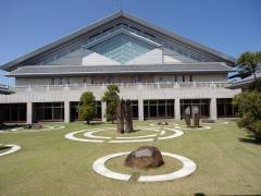 ひなた宮崎県総合運動公園体育館