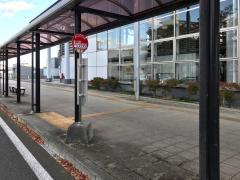 「原ノ町駅・宮城野区役所前」バス停留所