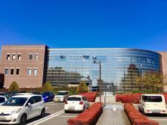 松本市中央図書館