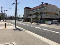 「長吉六反」バス停留所