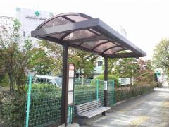 「住吉」バス停留所
