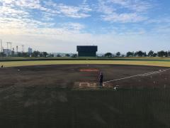 北谷公園野球場