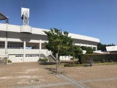 島根県立浜山公園陸上競技場