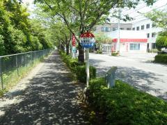 「きりしま支援学校入口」バス停留所