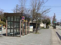 「みどり1」バス停留所