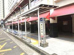 「泉ケ丘駅(北側)」バス停留所
