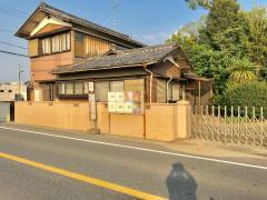 「岩田」バス停留所