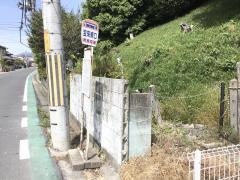 「宝来東口」バス停留所