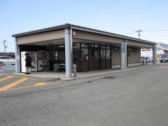 「庄内観光物産館」バス停留所