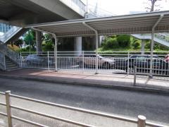 「津田沼駅(南口)」バス停留所