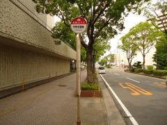 市民会館前