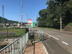 「宝珠ハイツ口」バス停留所