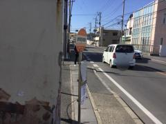 「歯科医師会館前」バス停留所