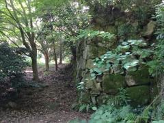 観音寺城跡