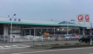 コメリハード&グリーン 辰口店