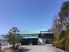 長野カントリークラブ フロント