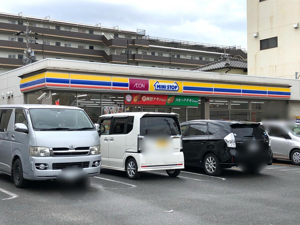マーケットピア】ミニストップ 港東通店(名古屋市南区港東通)