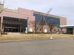 白根カルチャーセンター体育館