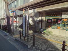 「八尾市役所前」バス停留所