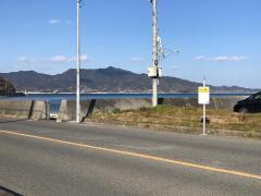 「小野(柳井市)」バス停留所
