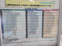 「貫井横丁入口」バス停留所