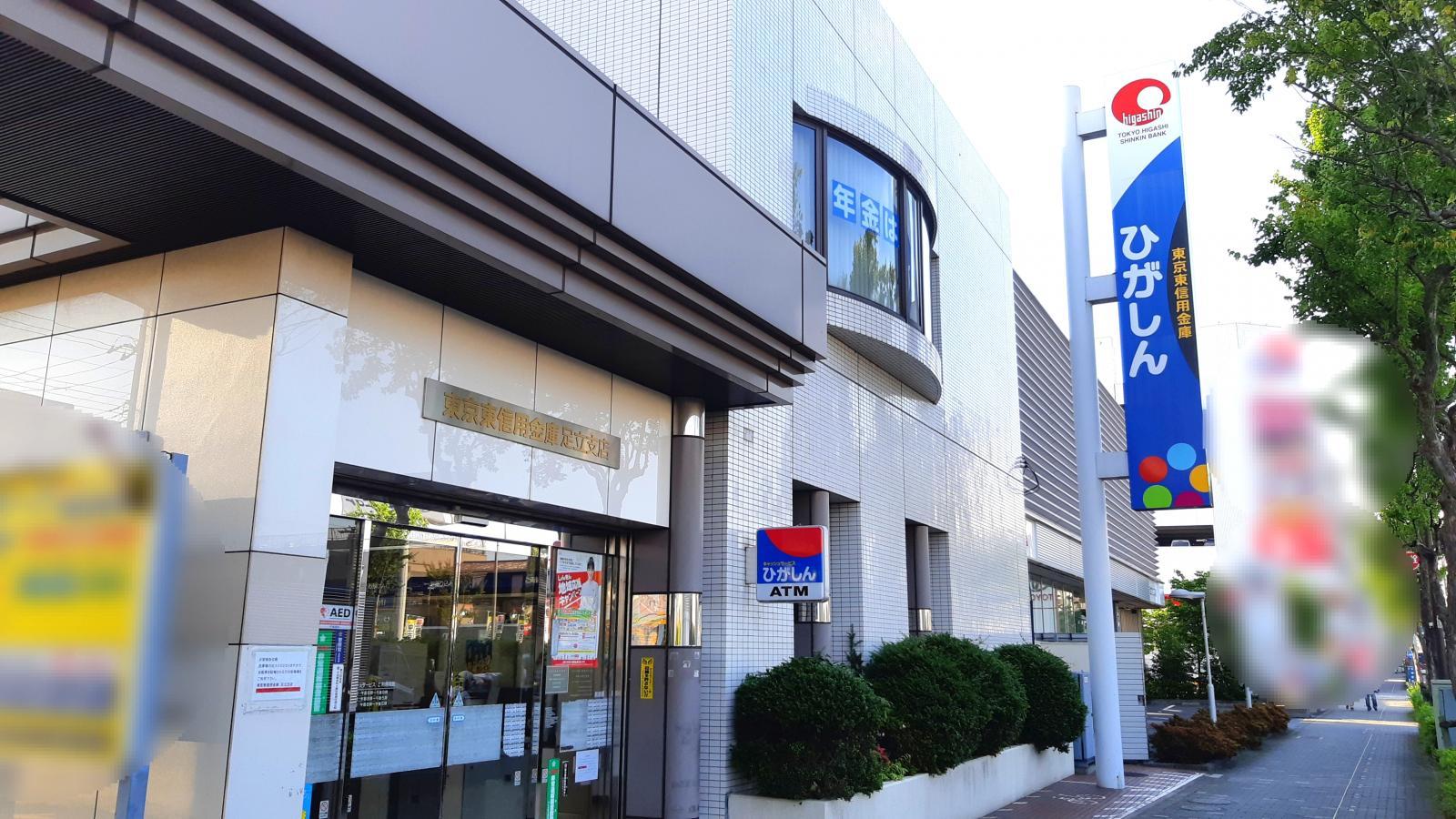 信用 金庫 東 東京