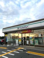 ファミリーマート 奈良白毫寺店