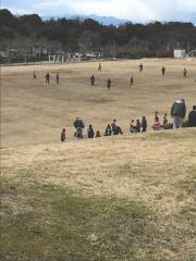 山城総合運動公園太陽ヶ丘球技場