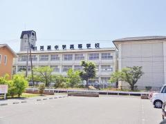 滋賀県立河瀬中学校