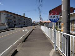 「成法寺」バス停留所