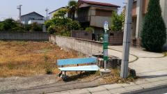 「子持総合支所入口」バス停留所