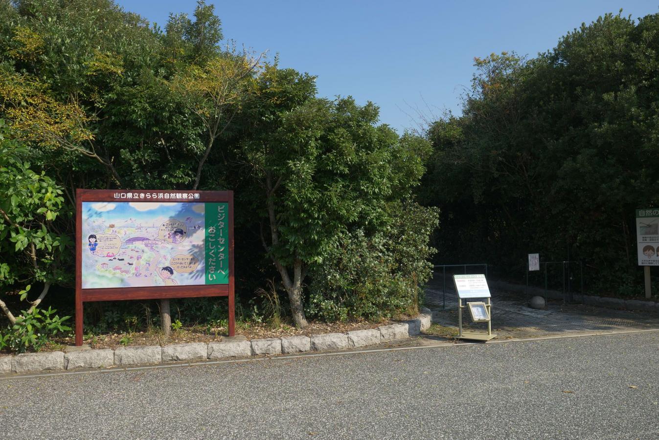 きらら 浜 自然 観察 公園