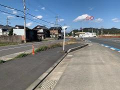 「北有路」バス停留所