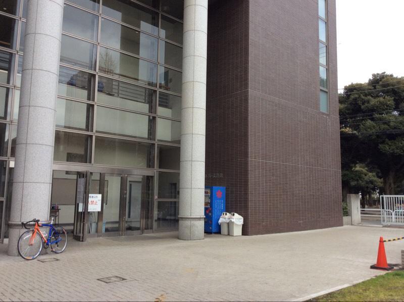 武道館 入口2