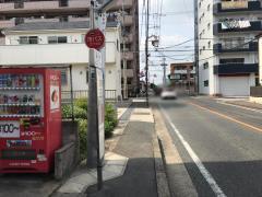 「延珠橋」バス停留所
