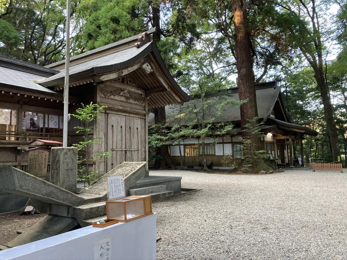 宮崎県にある高千穂神社