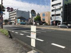 「八幡通(高知市)」バス停留所