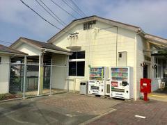 西小坂井駅