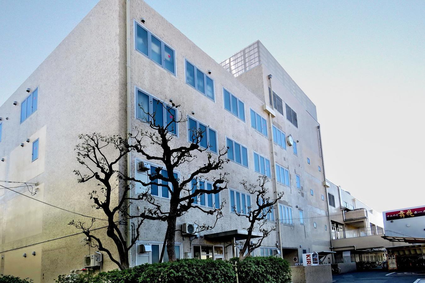 大阪市住之江区役所