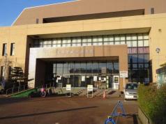 三条市総合体育館